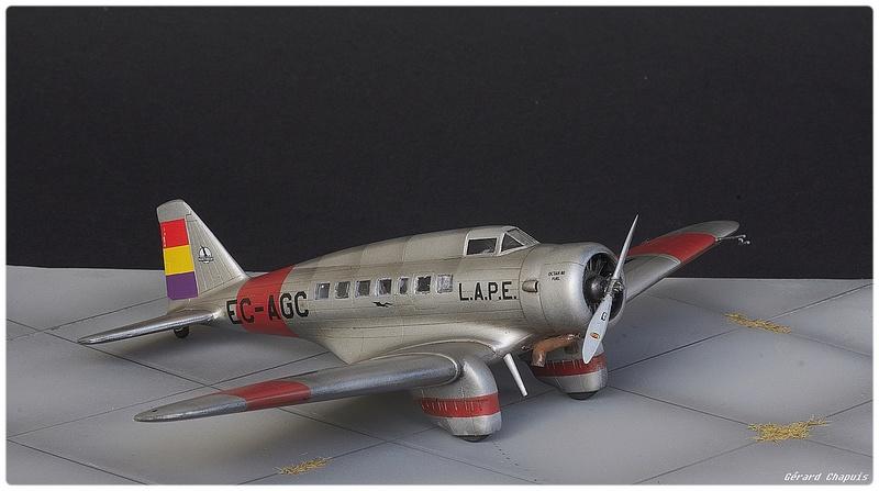 [Azur Frrom] 1/72 Northrop Delta 1 C Imgp8865