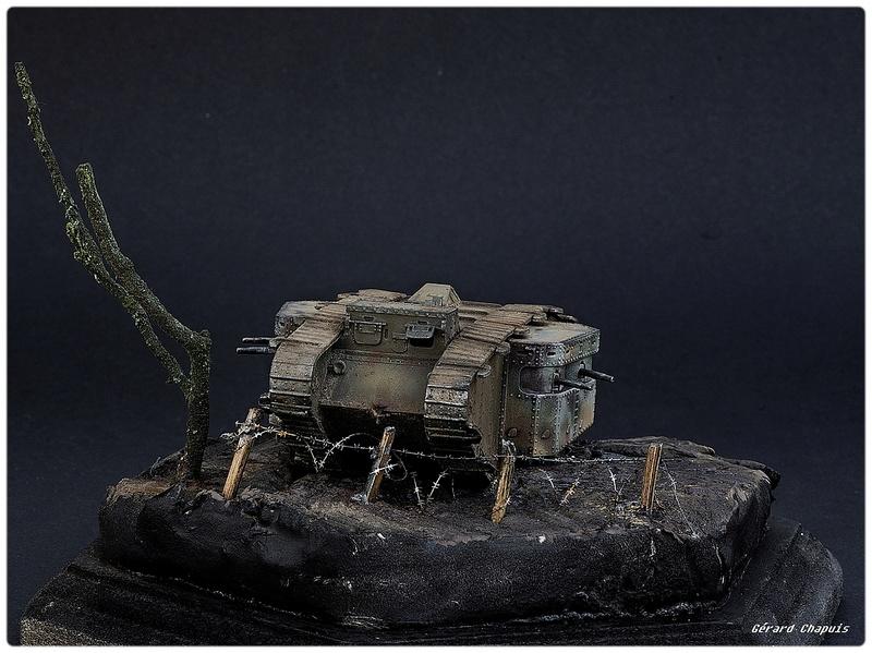[Master box] 1/72 Mark ll (nouvelles photos avec figurines) Imgp8866