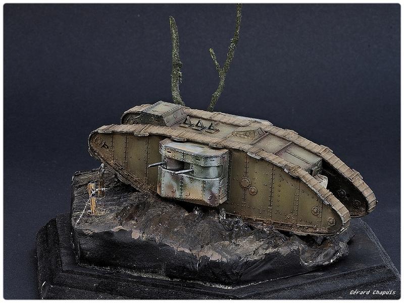 [Master box] 1/72 Mark ll (nouvelles photos avec figurines) Imgp8868