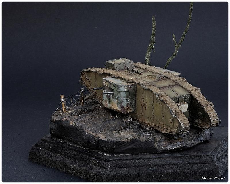 [Master box] 1/72 Mark ll (nouvelles photos avec figurines) Imgp8869