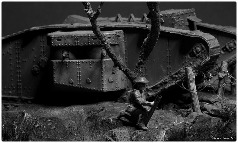 [Master box] 1/72 Mark ll (nouvelles photos avec figurines) Imgp8876