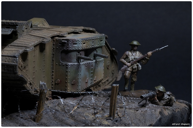 [Master box] 1/72 Mark ll (nouvelles photos avec figurines) Imgp8877