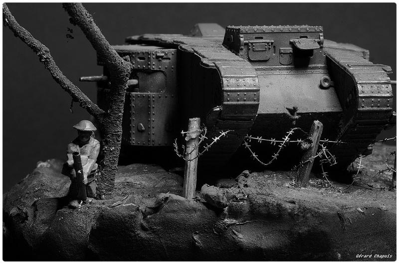 [Master box] 1/72 Mark ll (nouvelles photos avec figurines) Imgp8878