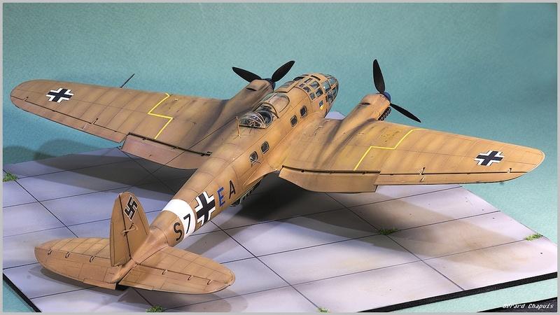 [Airfix] Heinkel 111 H6 1/72 Imgp9123
