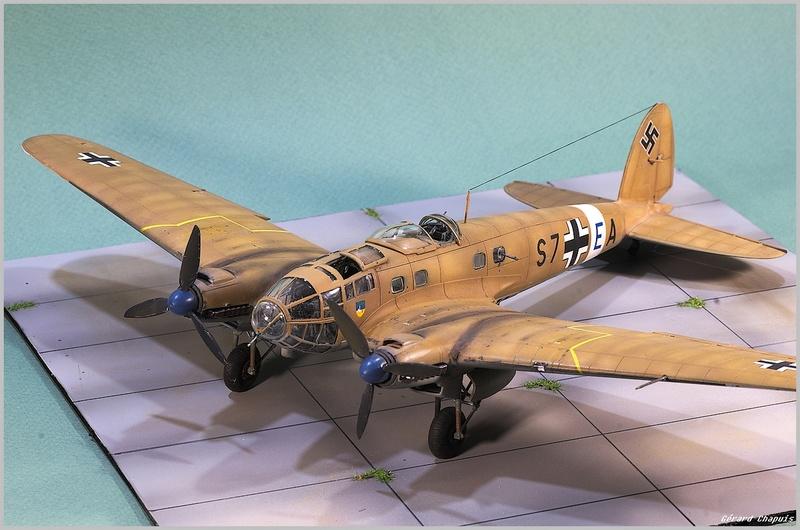 [Airfix] Heinkel 111 H6 1/72 Imgp9124