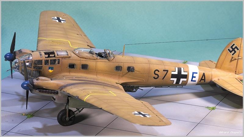 [Airfix] Heinkel 111 H6 1/72 Imgp9125