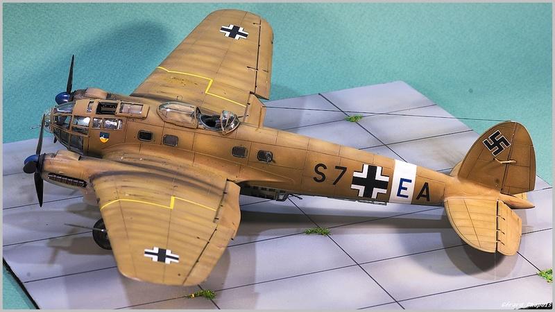[Airfix] Heinkel 111 H6 1/72 Imgp9126