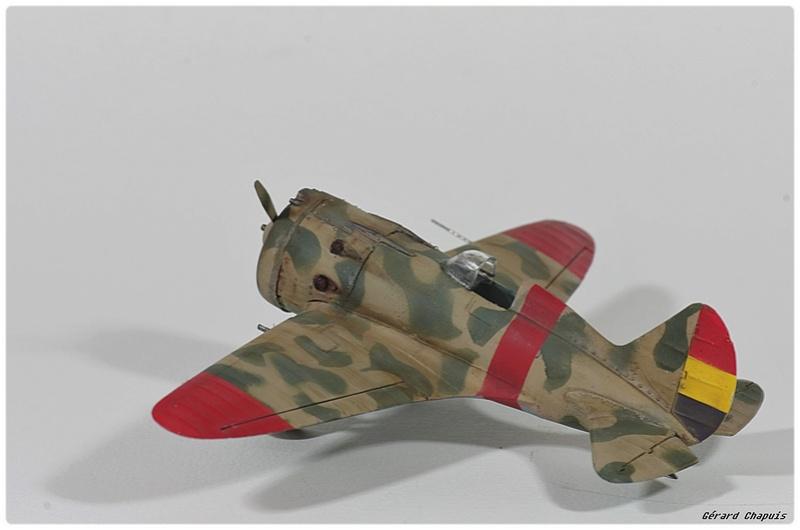 [ Revell] 1/72 Polikarpov I 16 République Espagnole Jepg2_10