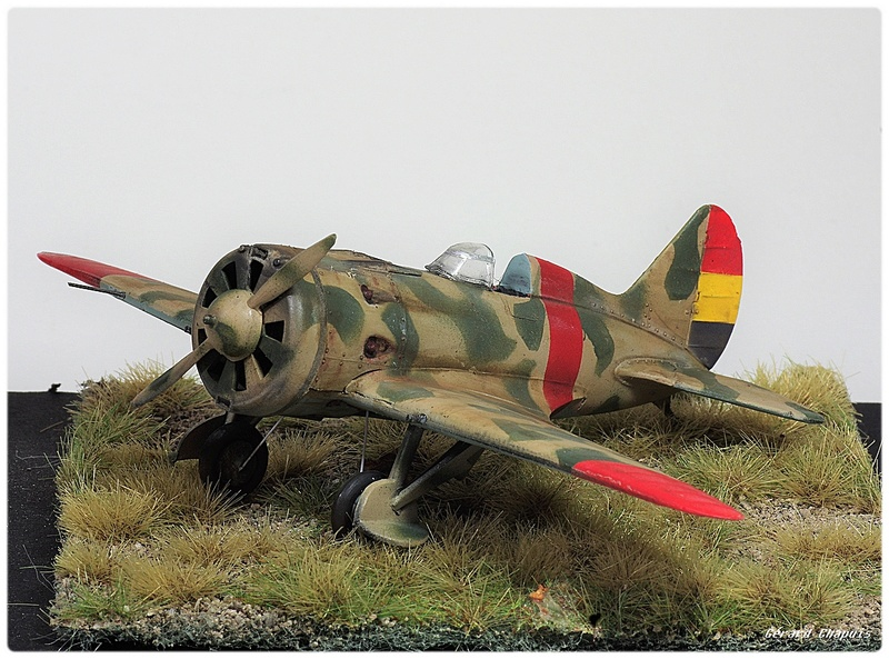 [ Revell] 1/72 Polikarpov I 16 République Espagnole Jepg5_10