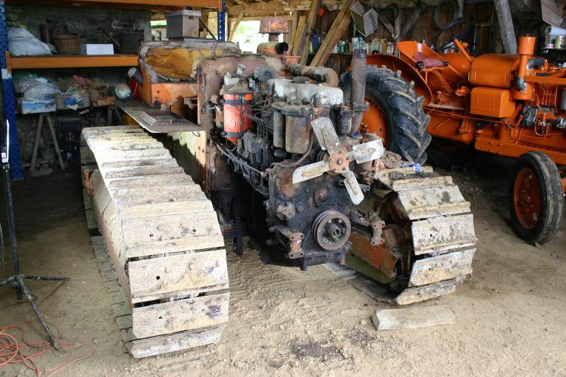 restauration - Restauration FIAT 60C Img_8915