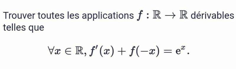 Trouver toutes les applications derivables App_de10