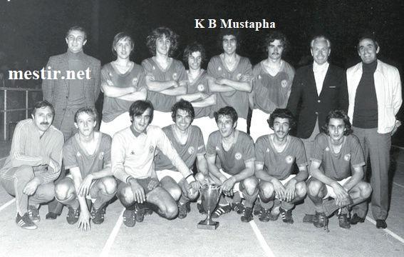 kamel Ben mustapha ancien joueur du PSG Joie-c11
