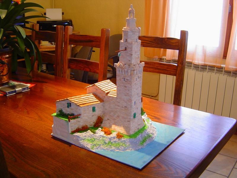 Aedes Ars: Le phare de Porto Pi  à Majorque. Pi110