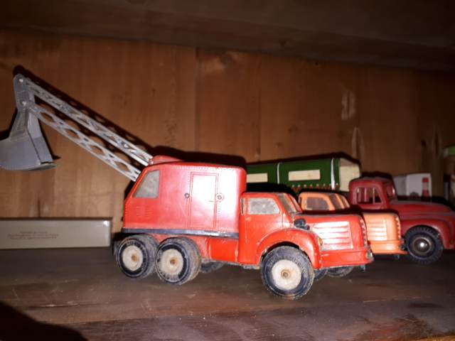 "La collection ""miniatures BERLIET"" d'Hachette au 1/43 20180111"