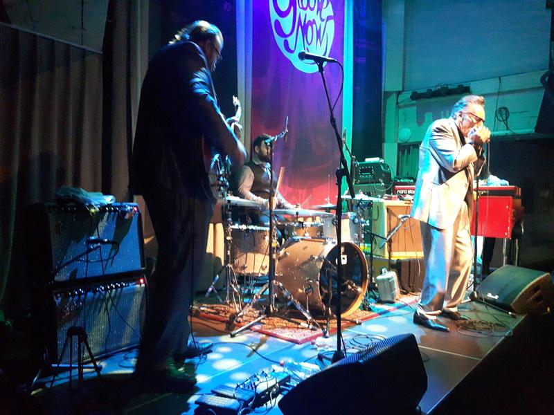 Concert de Rick Estrin & The Nightcats 20171113