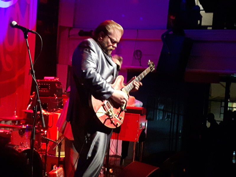 Concert de Rick Estrin & The Nightcats 20171114