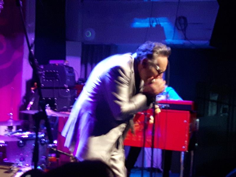 Concert de Rick Estrin & The Nightcats 20171116