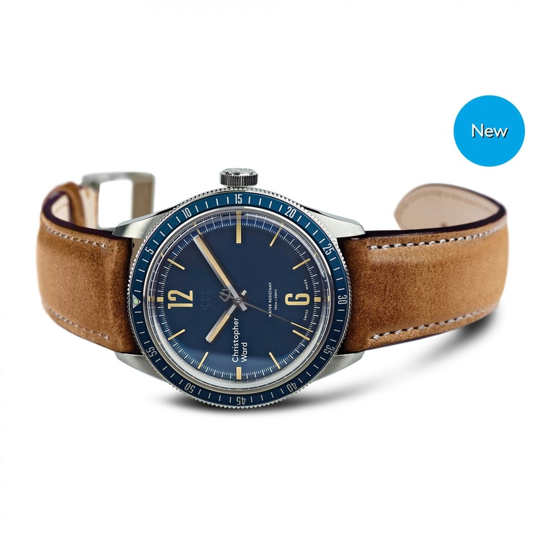 ward - nouvelle Christopher Ward  C65-4110