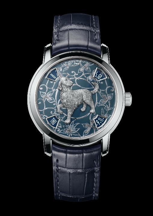 vacheron - VACHERON CONSTANTIN : La Légende du zodiaque chinois, l'année du chien L_860710
