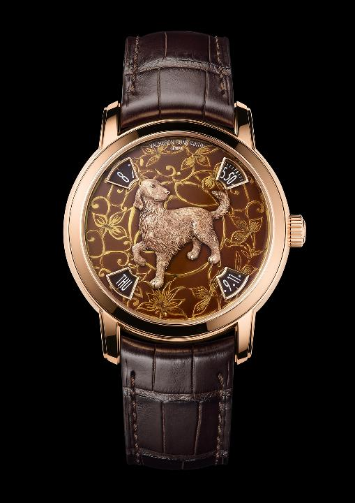 vacheron - VACHERON CONSTANTIN : La Légende du zodiaque chinois, l'année du chien L_860711
