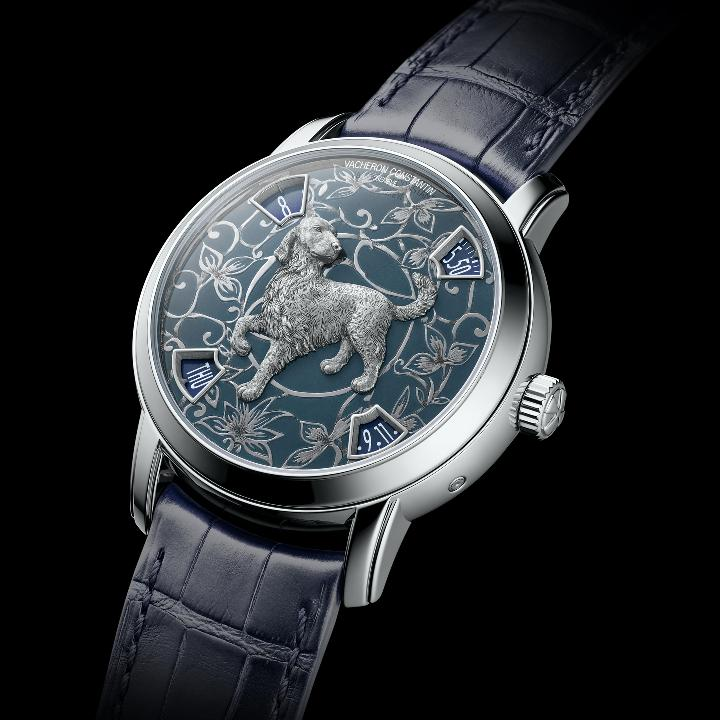 vacheron - VACHERON CONSTANTIN : La Légende du zodiaque chinois, l'année du chien L_860712