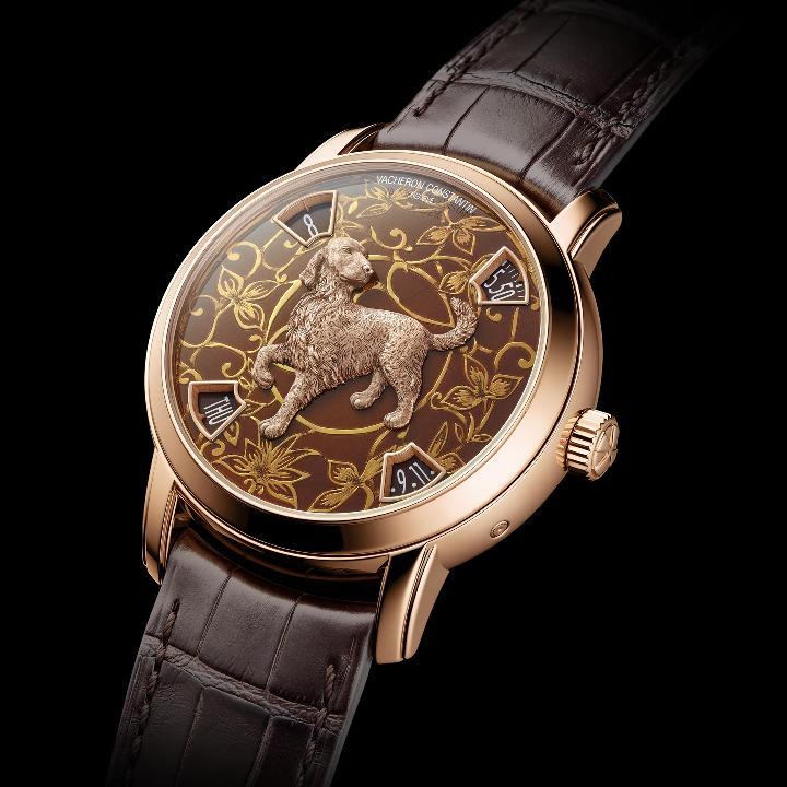 vacheron - VACHERON CONSTANTIN : La Légende du zodiaque chinois, l'année du chien L_860713