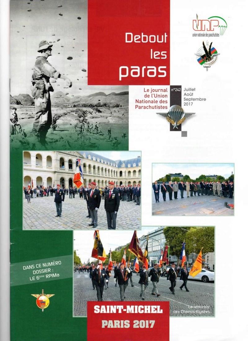 DEBOUT LES PARAS (DLP) revue de l'Union Nationale des Parachutistes Debout10