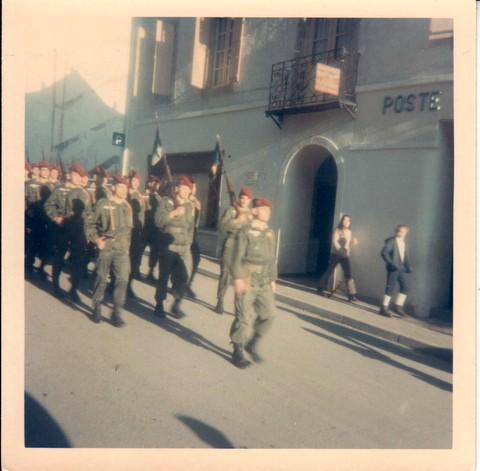 le colonel Robert Leduc, vient de rejoindre ses camarades restés sur la Piste, à l'âge de 84 ans. Numyri16