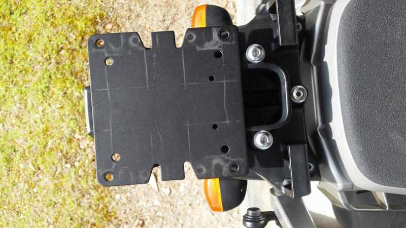 support pour top case Mini-213