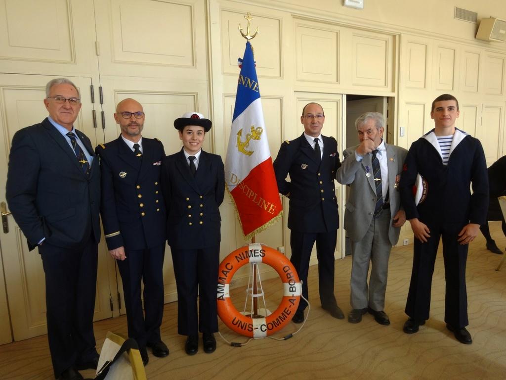[ Associations anciens Marins ] AMMAC Nîmes-Costières - Page 10 2018_024