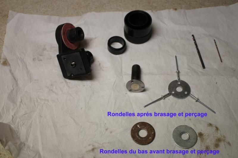 Reparation pied support telescope ou autres  Dsc07617