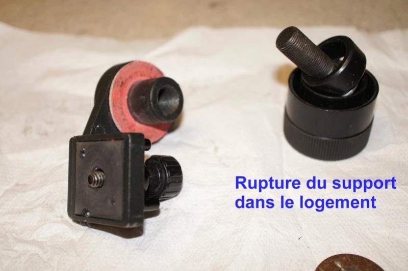 Reparation pied support telescope ou autres  Dsc07618