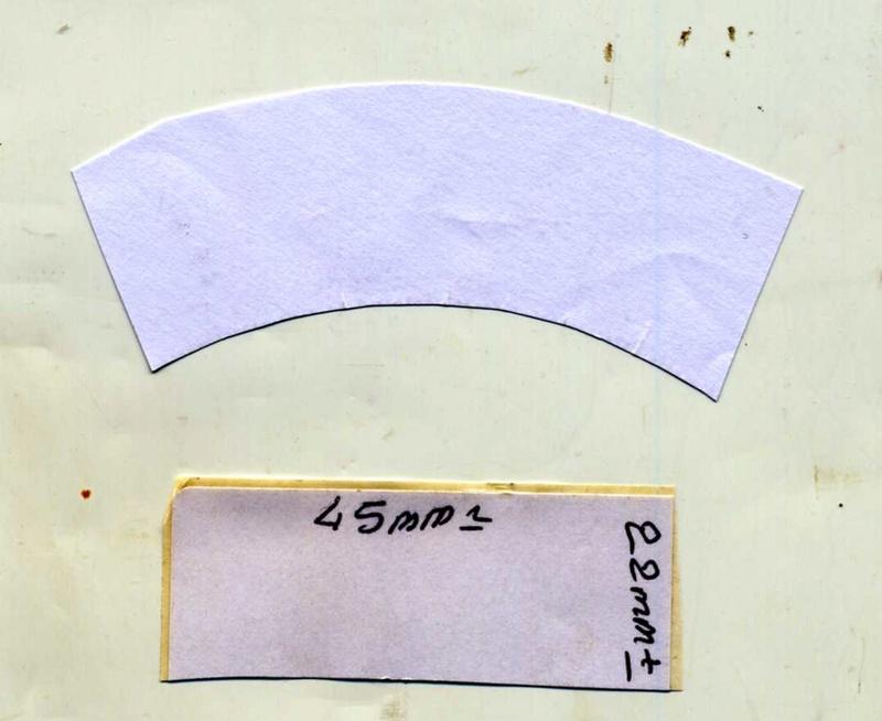 Poudre qui saute de la coupelle  Papier10