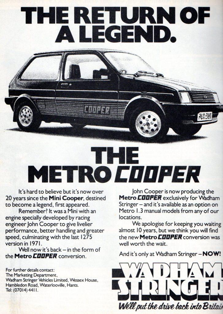 Metro Cooper Img07010
