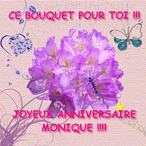 C'est la fête de MoniqueG Bouque10