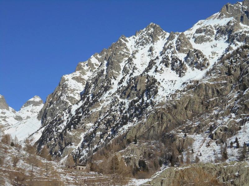 sommet sauvage en Gordo Cayre-10