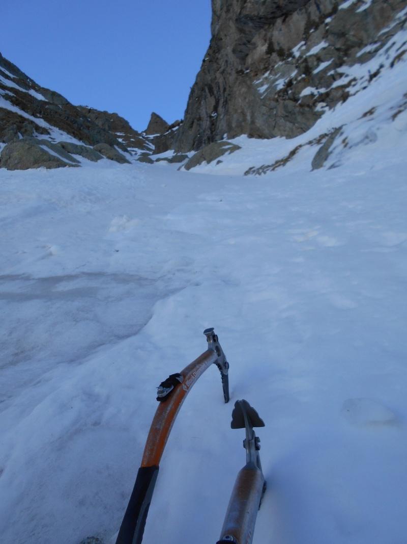 sommet sauvage en Gordo Cayre-11