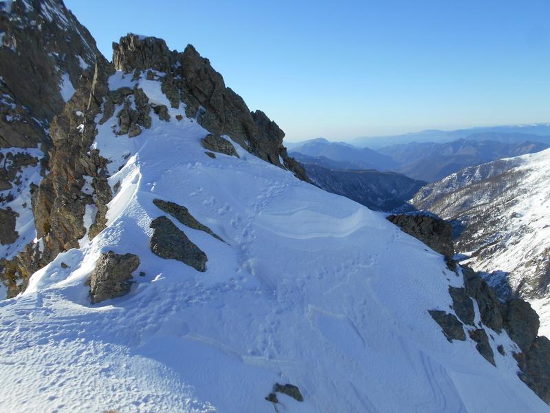 sommet sauvage en Gordo Cayre-15