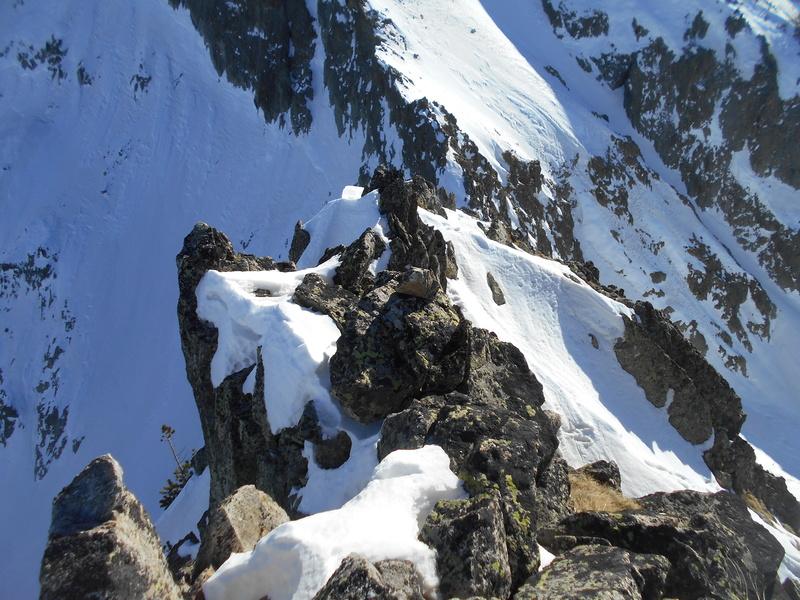 sommet sauvage en Gordo Cayre-18