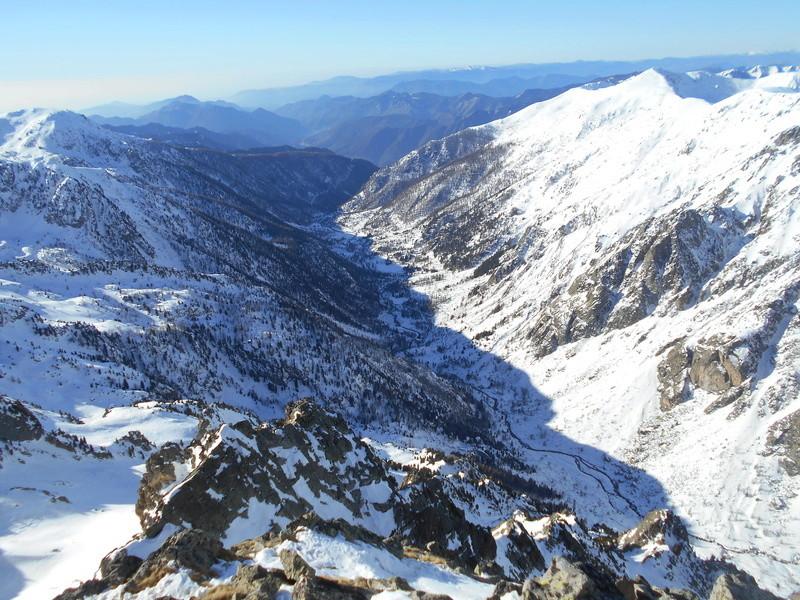 sommet sauvage en Gordo Cayre-19