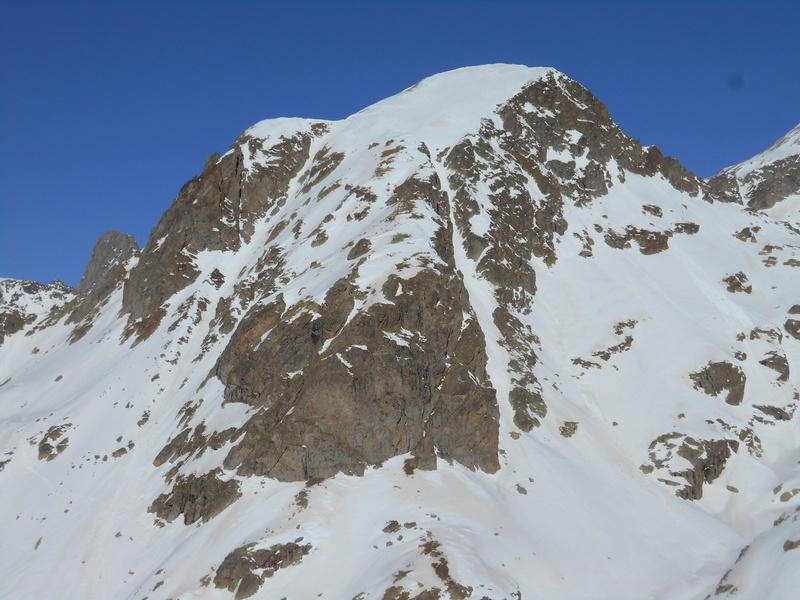 sommet sauvage en Gordo Cayre-21