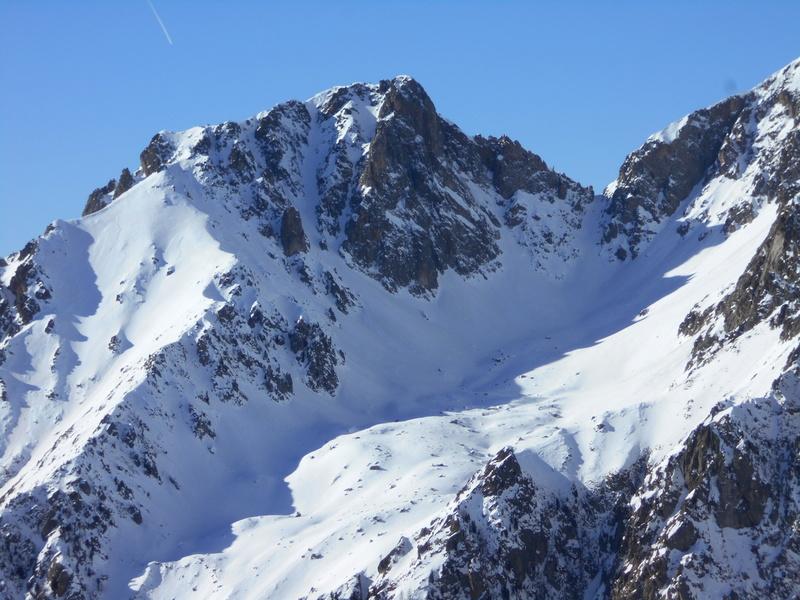 sommet sauvage en Gordo Cayre-22