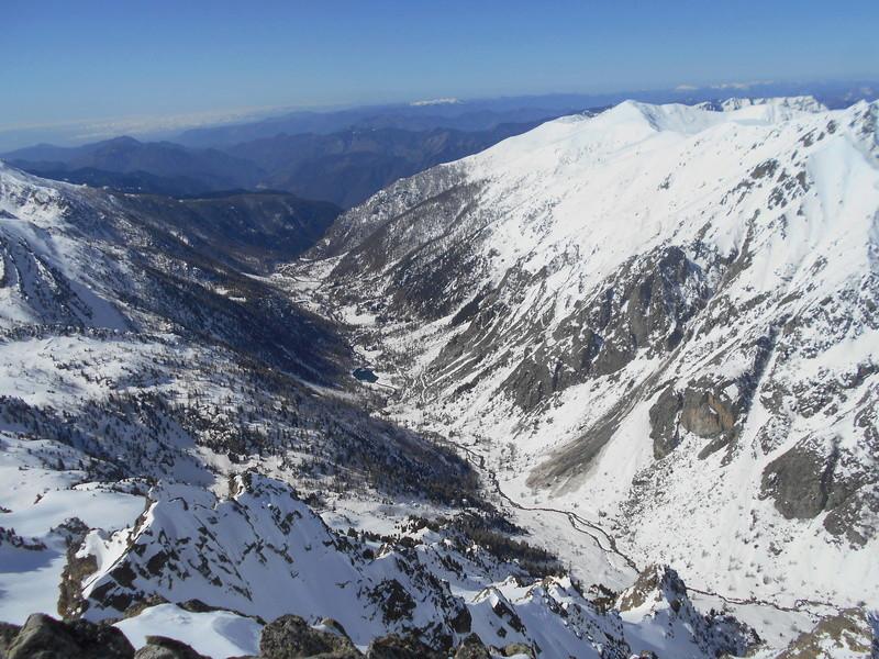 Alpi sauvage en Gordolasque Cayre_73