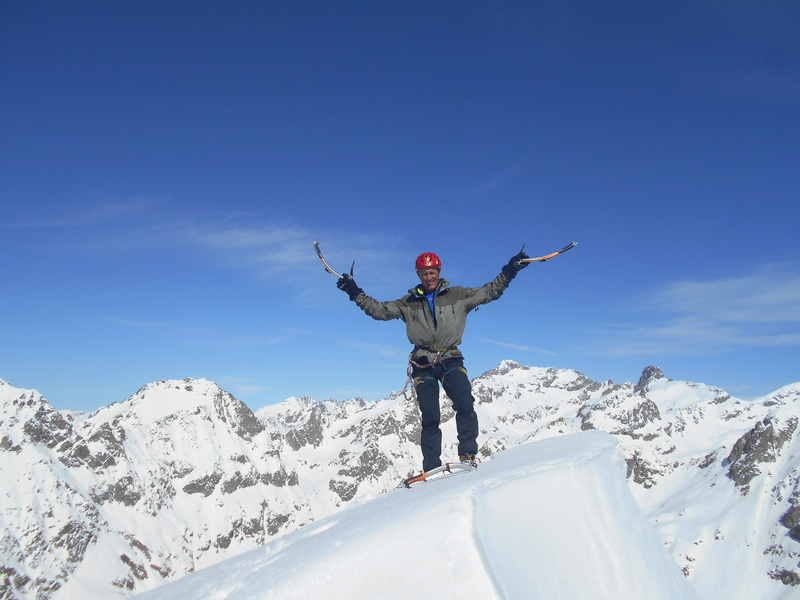 Alpi sauvage en Gordolasque Cayre_75