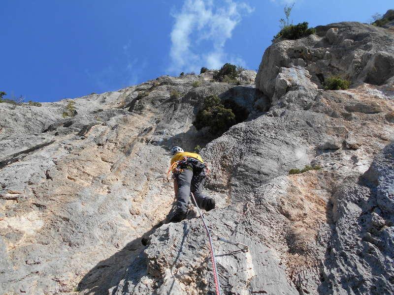 sur le calcaire de Peillon Peillo13