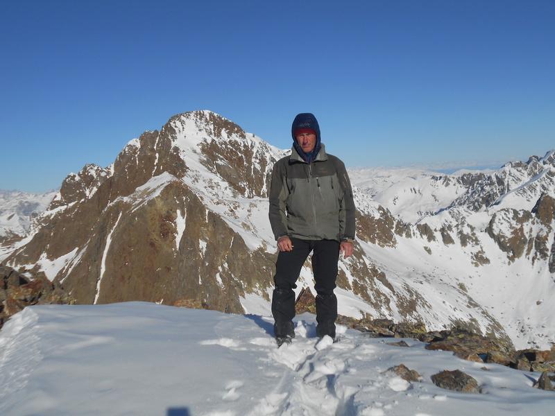 795 m au dessus d'Isola 2000. Tavels15