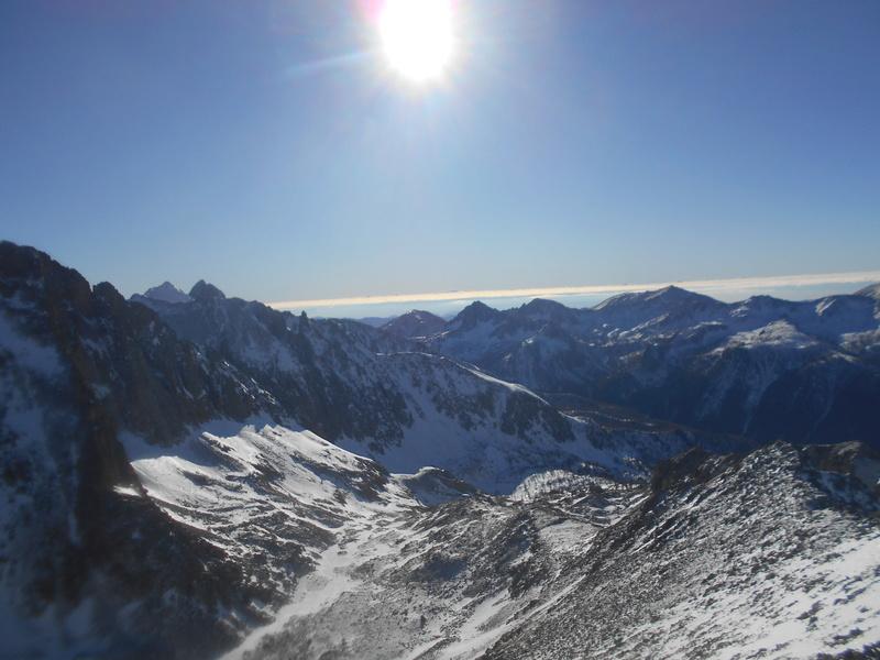 795 m au dessus d'Isola 2000. Tavels16