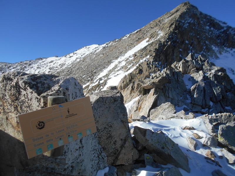 795 m au dessus d'Isola 2000. Tavels17