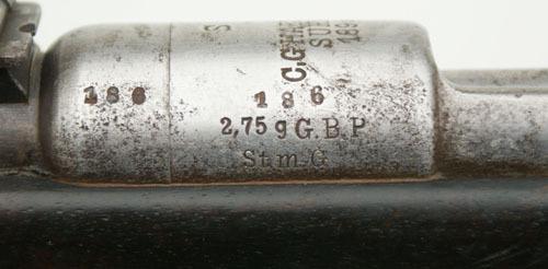 Badische Gendarmeriekarabiner M 88 0_14b610