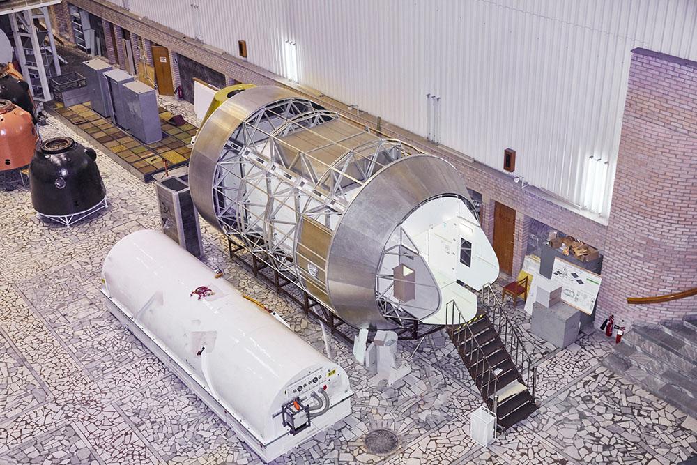 NEM-1 - Le module russe pour l'ISS - Page 2 Photo_12